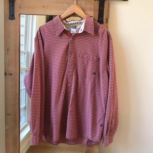 The North Face A5 series long sleeve button up
